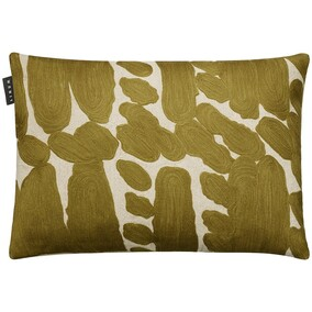 Khaki Green Archipelago Cushion 35x50