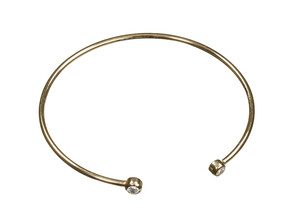 This too will pass - Gold Bangle
