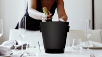 Cooling Ceramics Champagne Cooler