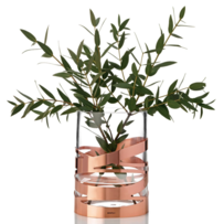 The Tangle Copper Vase