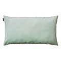 Ice Green Paulo Cotton Velvet Cushion 50x90 cm