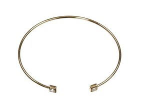 Shine - Gold Bangle