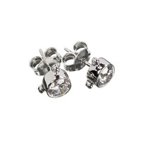 Darling Sparkle Earrings - Sterling Silver