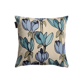 Cesena Light Dusty Turquoise Cushion 40x40